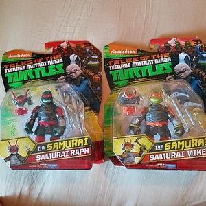 Tales of The TMNT Figures (New)